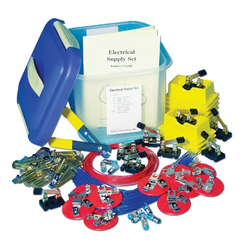 Delta Education Electrical Supply Kit, Grade 5-8