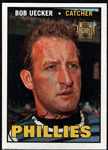 Baseball MLB 2001 Topps Archives #342 Bob