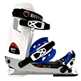Envy Ski Boot Frame - Comfortable Ski Boots (White, Medium)