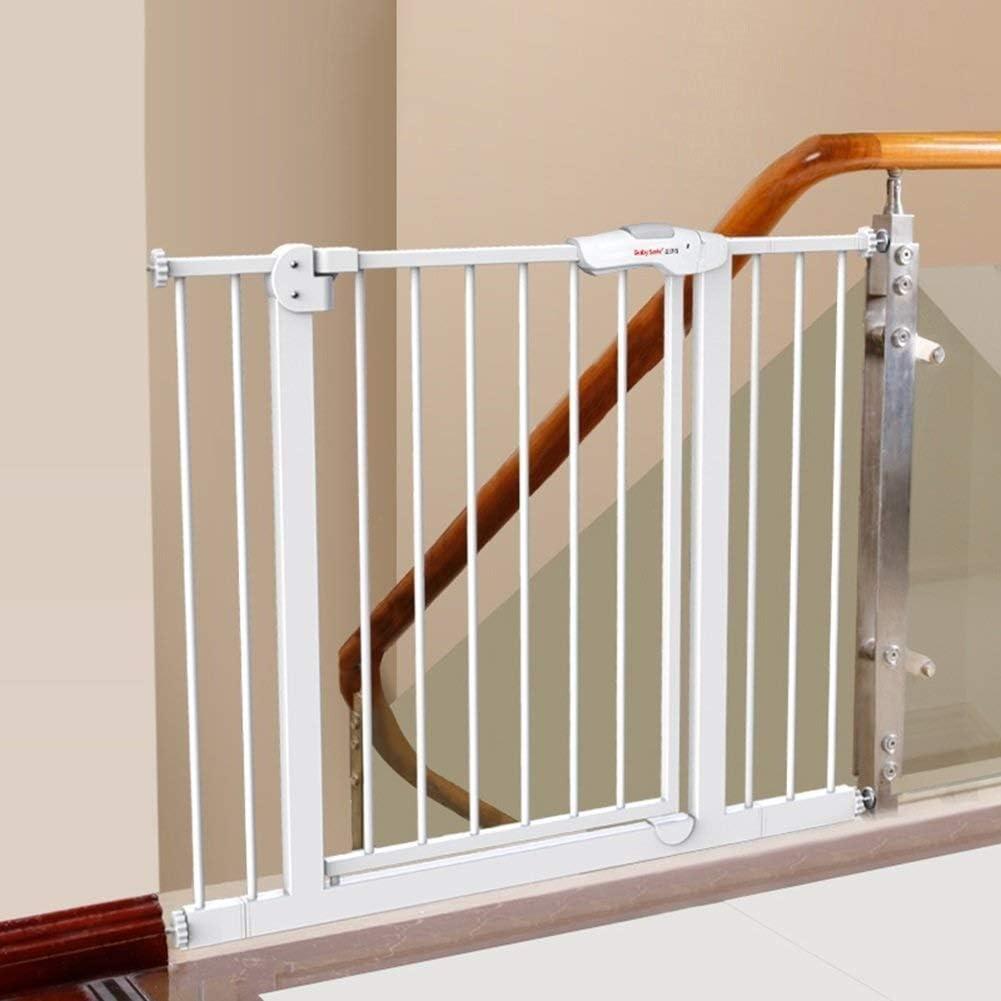 Dxg Barandilla bebé Escaleras Seguridad Puertas Extra Anchas de ...