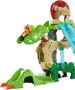 Fisher-price Nickelodeon Blaze & The Monster Machines, Animal Island Playset 12