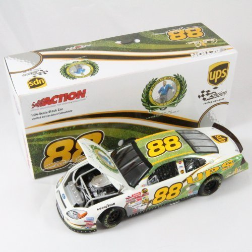 ACTION 1:24 Scale Stock Car NASCAR DIECAST DALE JARRETT / ARNOLD PALMER TRIBUTE # 88 UPS - 24 Scale Stock Car