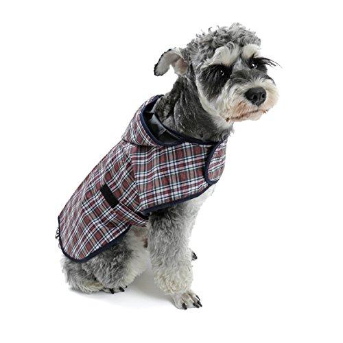 Dog Puppy Raincoat - 9