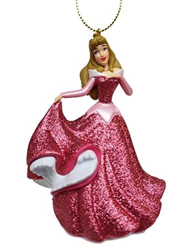 """Aurora"" (Princess) Figurine Holiday Christmas Tree Ornament - Limited Availability – New for Christmas 2017"