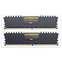 CORSAIR Vengeance LPX 16GB (2x 8GB) DDR4 DRAM 3000MHz C15 Memory Kit for DDR4 Systems