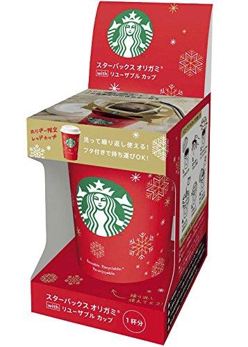 스타벅스 Starbucks 스타벅스 오리《가미》 리유저블 컵 홀리데이 시즌 블렌드