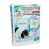 Bullseye No Mess Leak-Proof/Absorbent Target Pet Dog Pee Pads – 30 Count