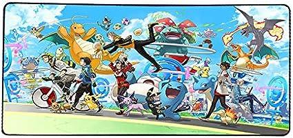 Pokémon Charizard Ikachu Snorlax Foto De Grupo Del Juego Animado ...