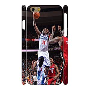 Uncommon Basketball Series Print Hard Plastic Print Star Series Phone Shell for Iphone 6 Case - 4.7 Inch