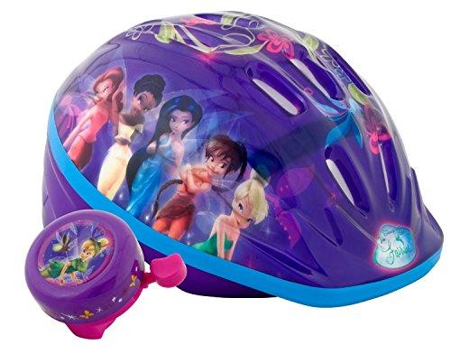 Fairies Lighted Unisex-Child Microshell Helmet (Purple) ()