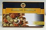 Family Smoked Scallops 3oz - 6 Packs