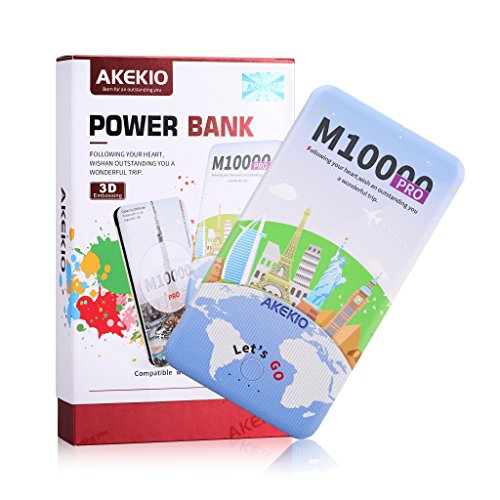 AKEKIO 10,000 MAH Power Bank ReviewedByJamie #Rankbooster