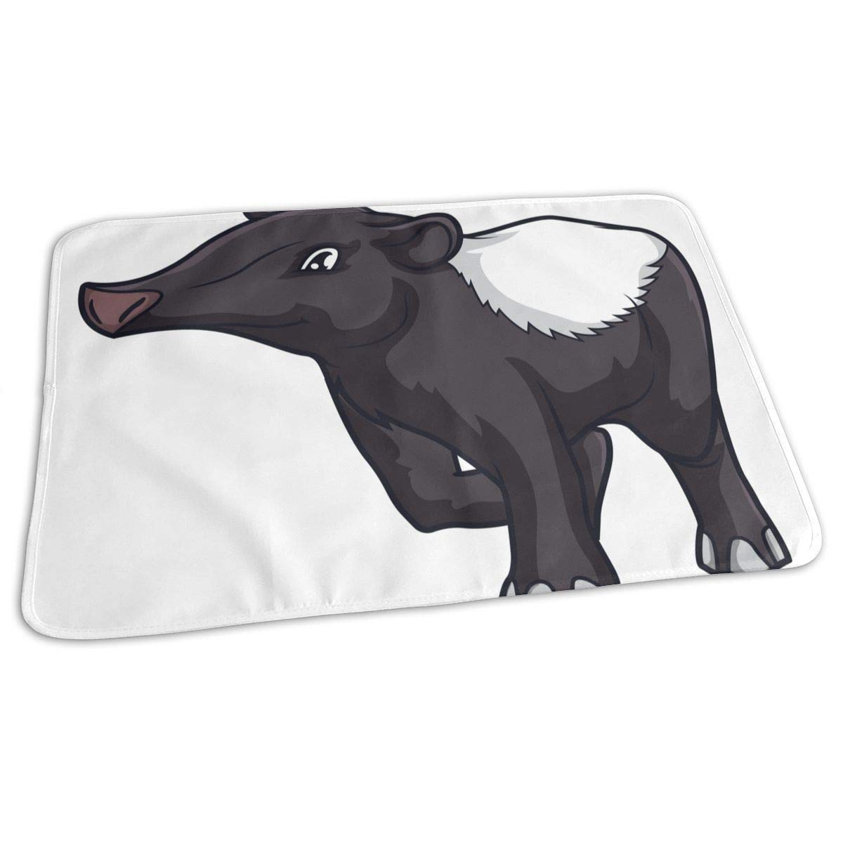 Voxpkrs Changing Pad Tapir Baby Diaper Urine Pad Mat Fantastic Adults Bed Wetting Pads Sheet for Any Places for Home Travel Bed Play Stroller Crib Car