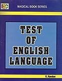 Test of English Language (Magical Book Series) Paperback – 2012