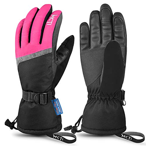 MCTi Ski GlovesWinter Waterproof