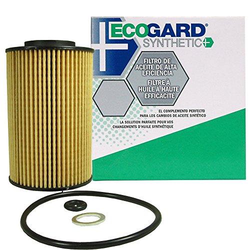 ecogard s5848cartucho filtro de aceite de motor aceite sintético para–Premium de repuesto compatible con Hyundai...
