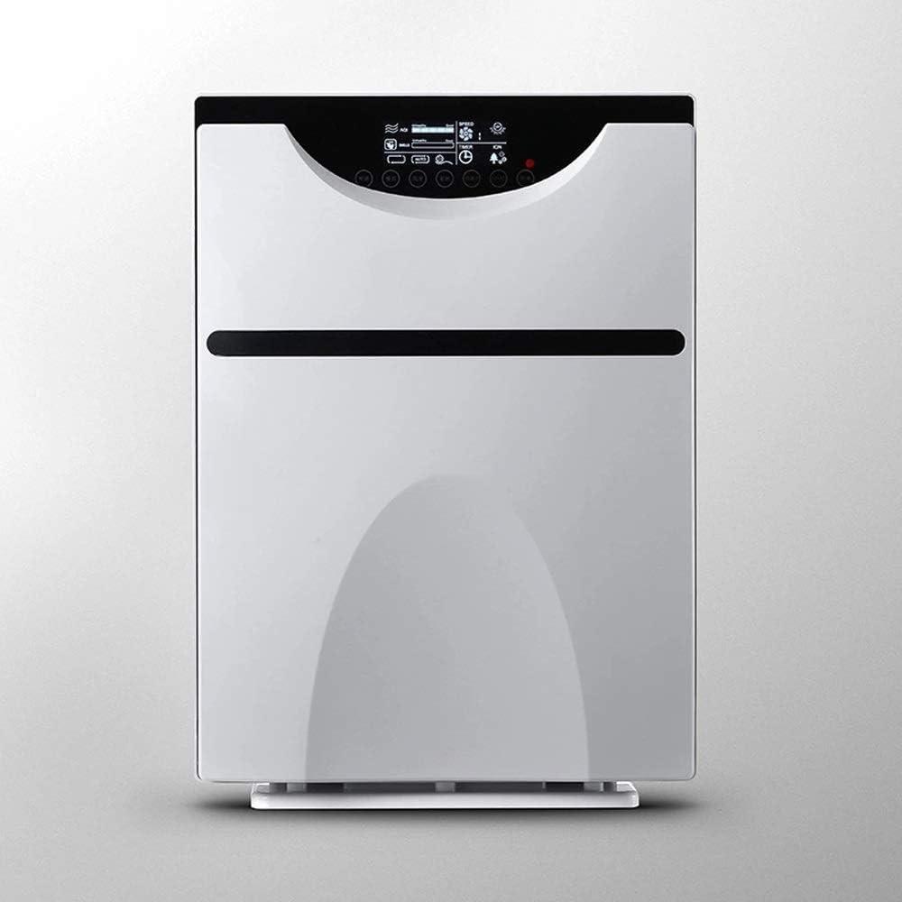TGhosts Inicio purificador de aire, purificadores de aire del hogar polvo y el polen Oficina Remota Distribución del negativo de oxígeno generador de iones de bar ...
