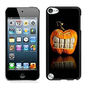 Personalized Halloween Black iPod Touch 5 Case 15