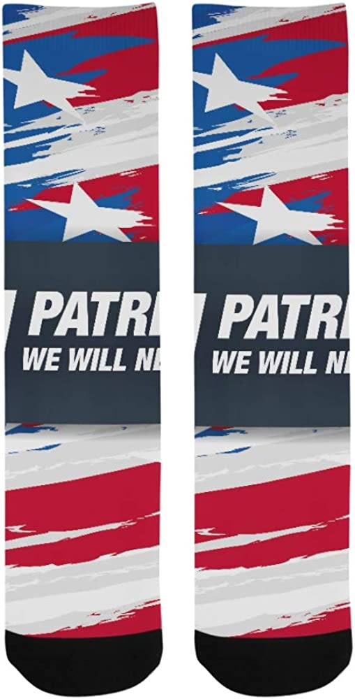 911 America Patriot Day Crazy Dress trouser Sock For Men Women Kids Outdoor