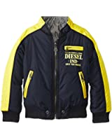 Diesel Little Boys' Jafio Reversible Jacket
