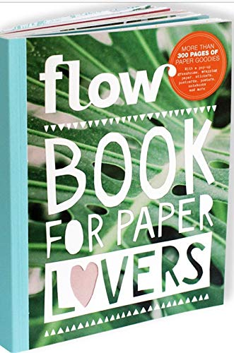 Flow Book for Paper Lovers 6 (2018)