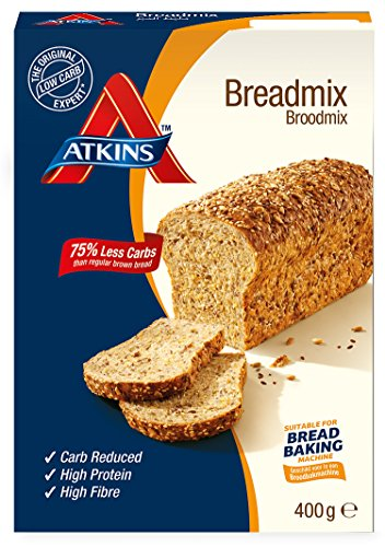 Atkins day bread mix 1x400g by day break health and for Atkins cuisine baking mix