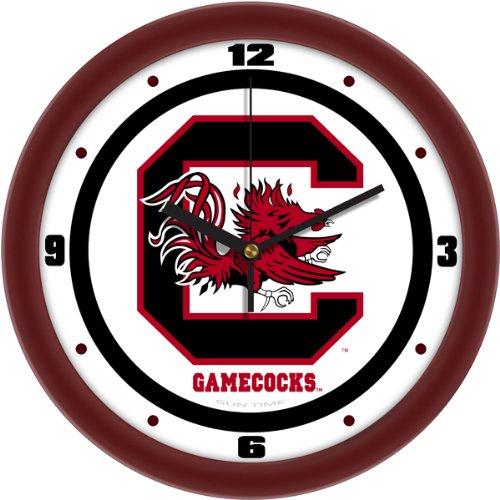 - SunTime NCAA South Carolina Gamecocks Traditional Wall Clock