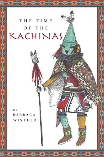 The Time of the Kachinas for sale  Delivered anywhere in USA