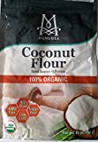 Gluten Free GMO Free 100% USDA Organic Coconut Flour 16 0Z Nice Resealable Stand Up Pouch Bag
