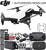 DJI Mavic Air Drone Quadcopter Fly More Combo Bundle (Arctic White)