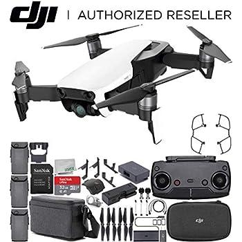 DJI Mavic Air Drone Quadcopter Fly More Combo Bundle
