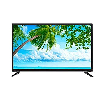 BCL-32A/3216D 32inch HD LCD Television Flat Screen LCD Smart TV, Supports USB HDMI RF Antenna.(TV Version)(Plug:110V US)