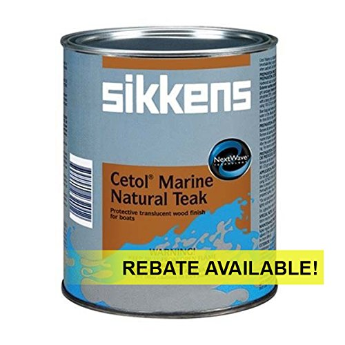 UPC 081948413169, Interlux Cetol Marine Natural Teak Wood Finish, Quart IVA316/QT