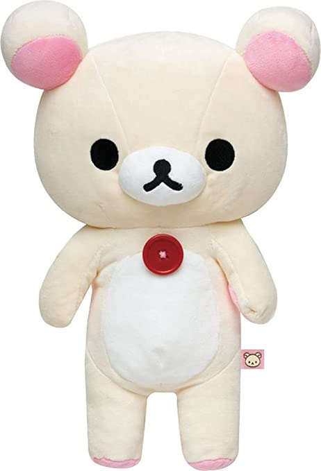 "San-x Rilakkuma 15.75/"" Plush doll M MR75401"