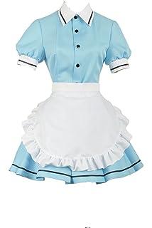 Amazon.com: EChunchan Blend S Kanzaki - Disfraz de Maid ...