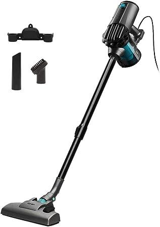 Cecotec Aspirador Vertical Conga Thunderbrush 560. Tecnología ciclónica, Filtro de Alta eficiencia, Radio de acción 6 Metros, Consumo 600 W: Amazon.es: Hogar