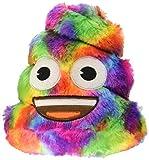 FAB Starpoint Emoji Rainbow Poo Plush Coin Bank
