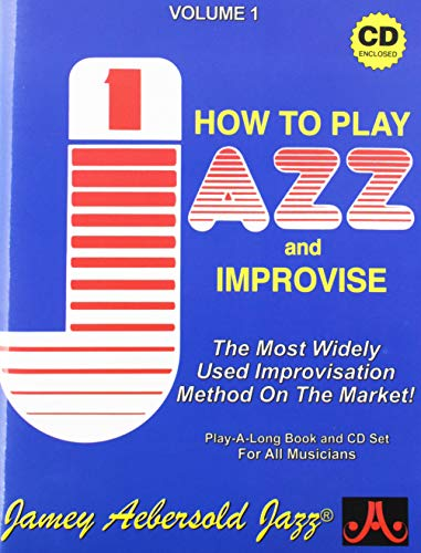 (Vol. 1, How To Play Jazz & Improvise (Book & CD Set))