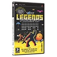Taito Legends Power-Up (PSP)