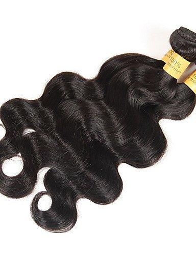 De Black 20 Cheveux Non Vague Humains 18 16 Corps Jff natural 3 Vierges Pcs Brésiliens 6a Beaucoup Transformés Brésilien pAwccU0xaq