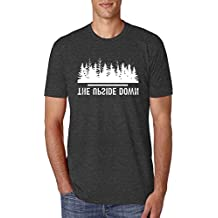 The Upside Down | Strange Inspired | Mens Pop Culture Premium Tri Blend Tee Graphic T-Shirt