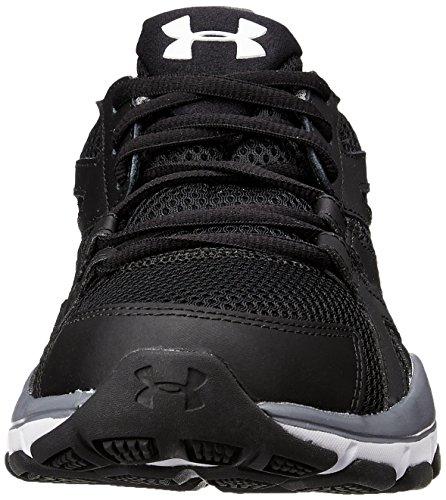 6 Under Black Graphite Shoes Cross Armour Training Black Men's Strive Trainer US M qArpnTAt
