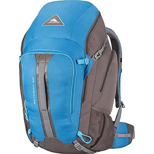 High Sierra Pathway 50L, Mineral/Slate/Glacier Review