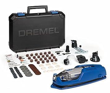 Dremel EZ Change 4200-4/75 - Multiherramienta (175 W, 4 complementos, 230 V, 75 accesorios)
