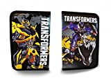 Character Transformers New Filled Pencil Case Stationery