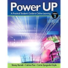 Power Up: A Practical Student's Guide to Online Learning Plus NEW MyStudentSuccessLab Update -- Access Card Package...