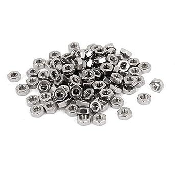 Métricos M3 Las tuercas hexagonales de Acero inoxidable 304 ...