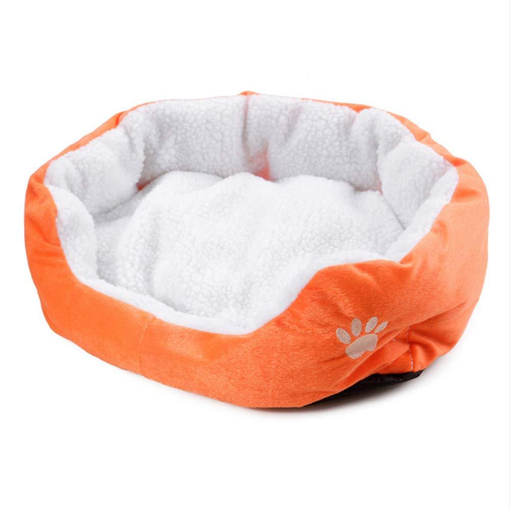 ci sono più marche di prodotti di alta qualità Wuwenw Comodo Letto Per Cani Di Piccola Taglia Per Cani Cani Cani Di Taglia Piccola Prodotto Di Alta Qualità Divano Morbido Di Alta Qualità Impermeabile Comodo Letto Per Cani Letto Per Gatti 43X39X14Cm  vanno a ruba