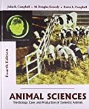 img - for Animal Sciences: The Biology, Care And Production Of Domestic Animals, (Hb) book / textbook / text book