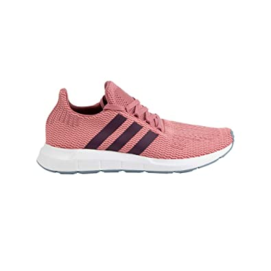 uk availability 107e3 6a100 adidas Women's Swift Run Shoe Trace Maroon/Red Night/White 8.5 B(M) US